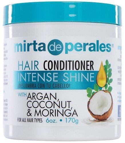 Price comparison product image Mirta de Perales Hair Conditioner with Argan,  Coconut & Moringa 6 oz.