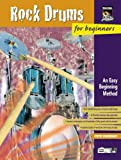 Rock Drums for Beginners, Pete Sweeney, 0882849174