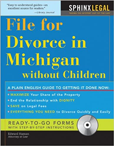 How To File For Divorce In Michigan Without Children Legal Survival Guides 1st Edition