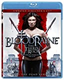 BloodRayne: The Third Reich (Unrated Director's Cut) (Bilingual) [Blu-ray]