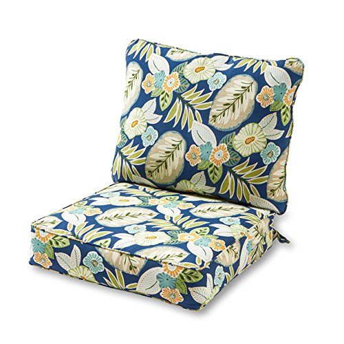 Greendale Home Fashions Deep Seat Cushion Set, Marlow ()