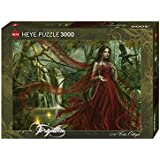 Heye 29272 - Standardpuzzles 3000 Teile Red, Cris Ortega