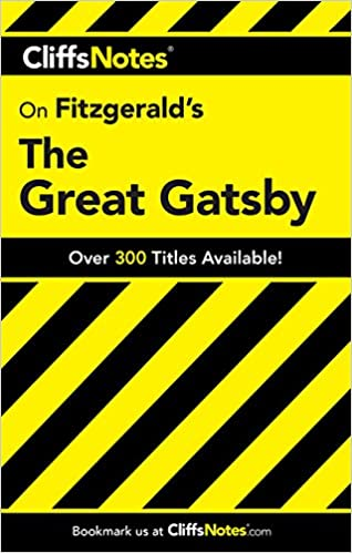 Amazoncom Cliffsnotes On Fitzgeralds The Great Gatsby  Amazoncom Cliffsnotes On Fitzgeralds The Great Gatsby Cliffsnotes  Literature Guides  Kate Maurer Books Research Help also Help Business Plan Writing  Thesis Statement Example For Essays