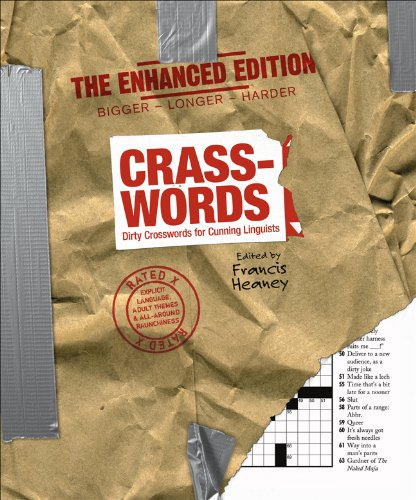 Crasswords: The Enhanced Edition: Dirty Crosswords for Cunning Linguists pdf epub