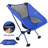 Best Backpacking Chairs - FRUITEAM Camping Chairs Folding Hiking Picnic Portable Camp Review
