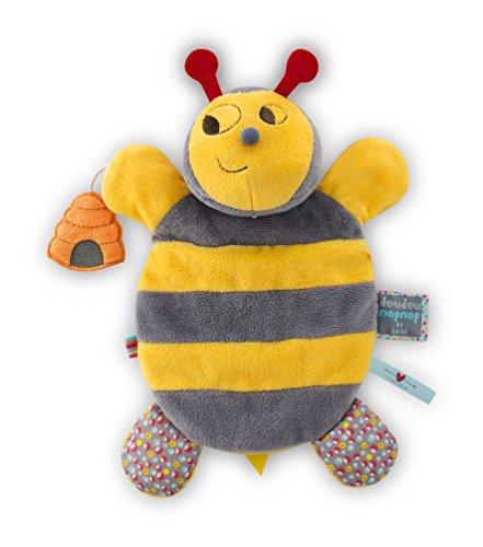 Kaloo Nopnop Honey Bee Doudou Puppet Plush Toy (Toy Soft Doudou)