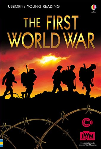 The first world war (Anglais) Relié – 10 juillet 2014 Conrad Mason Usborne catalogue anglais 1409562549 Contes et mythologie