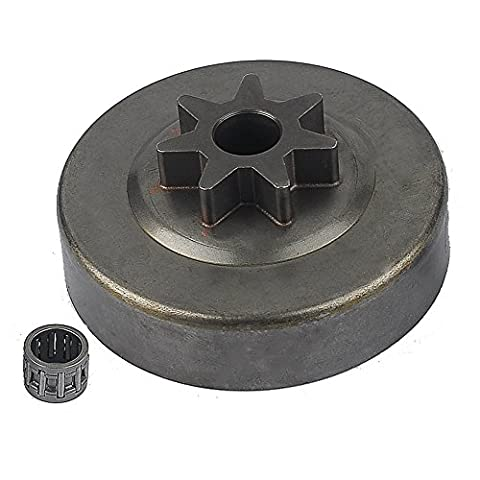 HIPA Clutch Drum Sprocket Cover with Bearing Cage for STIHL 029 034 036 039 MS290 MS310 MS360 MS390 034 Super (Stihl Ms310 Bar And Chain)