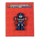 #10: Kidrobot Transformers vs G.I. Joe Enamel Pin Series - Optimus Prime (1/20)