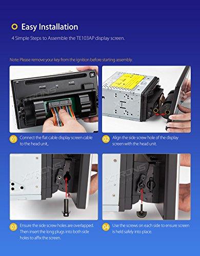 Xtrons Te103ap Wiring Diagram