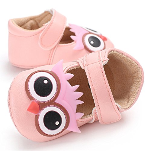 Pictures of Meckior Infant Baby Boys Girls Soft Sole 5