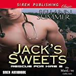 Jack's Sweets: Rescue for Hire, Book 2 | Bellann Summer
