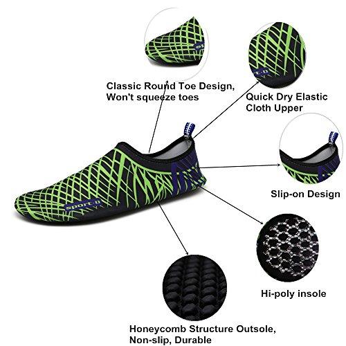 d1b4c661b597 high-quality Softance Men Women and Kids Quick-Dry Swim Shoes Lightweight Water  Shoes