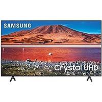 تلفزيون سامسونج 65 بوصة الترا اتش دي 4K فلات سمارت TV-65TU7000 (2020)