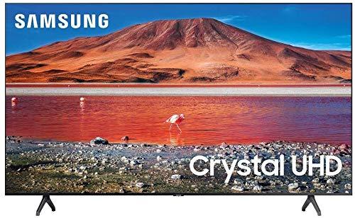 Samsung 65 Inch UHD 4K Flat Smart TV-65TU7000 (2020)