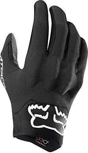 Fox Attack Gloves - 2018 Medium Black ()
