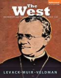 The West: Encounters & Transformations, Volume 2: Since 1550 (4th Edition), Brian Levack, Edward Muir, Meredith Veldman, 0205948588