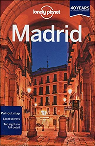 Lonely Planet Madrid (Travel Guide): Lonely Planet, Anthony