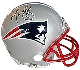Martellus Bennett Autographed Signed New England Patriots Mini Helmet Certified With COA & Hologram