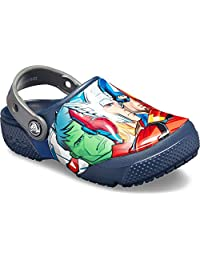 Crocs Boys Boys and Girls Marvel Multi Clog Clog