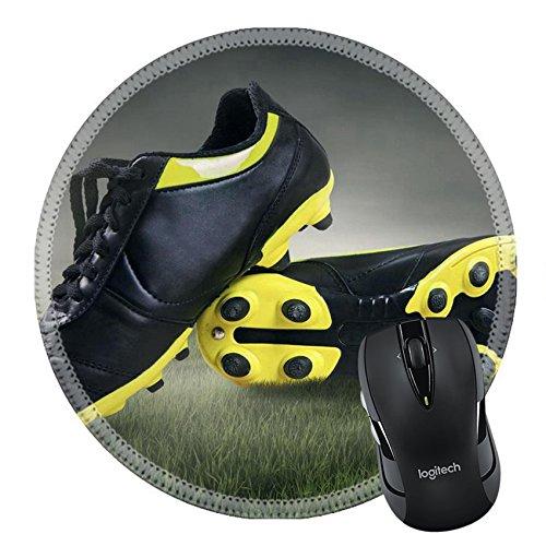 MSD Natural Rubber Mousepad IMAGE ID 27035651 Footbal boots Soccer boots shoot at ()