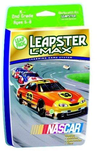 LeapFrog?Leapster L-Max?Game: Nascar by LeapFrog by LeapFrog