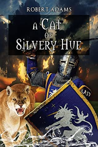 book cover of A Cat of Silvery Hue