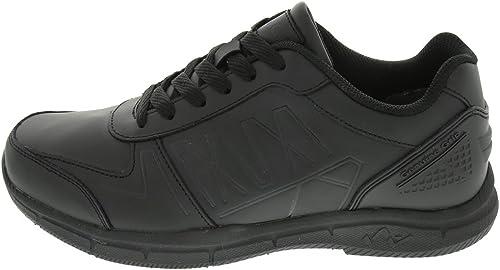 Genuine Grip Footwear Men/'s   Slip-Resistant Athletic
