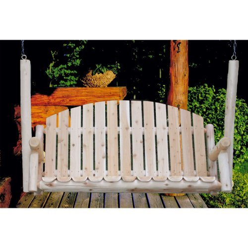 (Lakeland Mills CF75 Country Porch Swing, 5')
