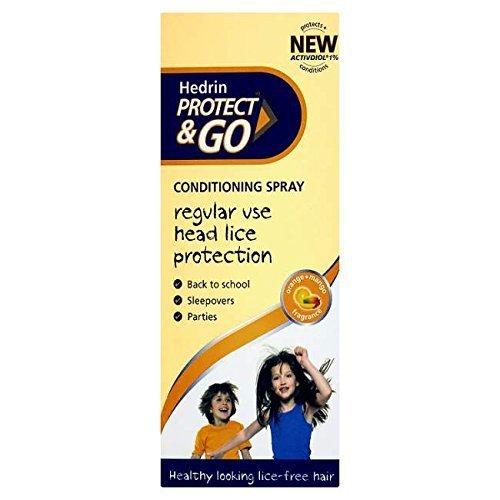 Hedrin Protect & Go Spray 120ml Thornton & Ross