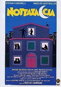 nottataccia regia di duccio camerini [Italia] [DVD]