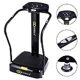 2000Watt / 2500Watt Crazy Fit Massage Vibration Power Plate Machine Oscillating Gym Fitness With 2...