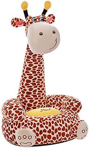 Kaliya Plush Kids Elephant Canap/é Si/ège Chaise Enfant Fauteuil Animal Confortable Canap/é Leopard