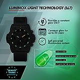 Luminox Navy Seal Mens Watch Chronograph Black Out