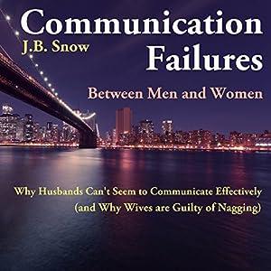 Communication Failures Between Men and Women Audiobook