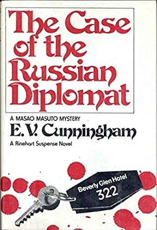 book cover of The Case of the Russian Diplomat