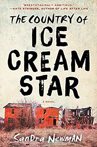 book cover of The Country of Ice Cream Star