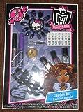Monster High Clawdeen Wolf Growlicious 50 Pieces Beauty Makeup Nail Set