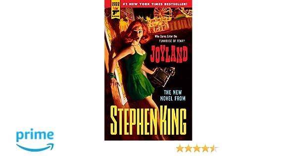 Joyland (Hard Case Crime): Amazon.es: Stephen King: Libros ...
