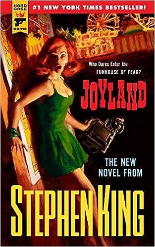 Amazon Fr Joyland Stephen King Livres