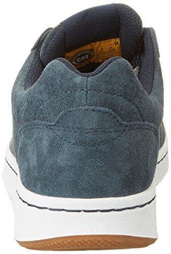 Basses Sneakers Bleu Mens Homme mens Navy Navy Caterpillar Opus 5EnqPIU