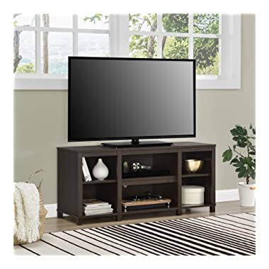 Cross Mill TV Stand (Espresso)