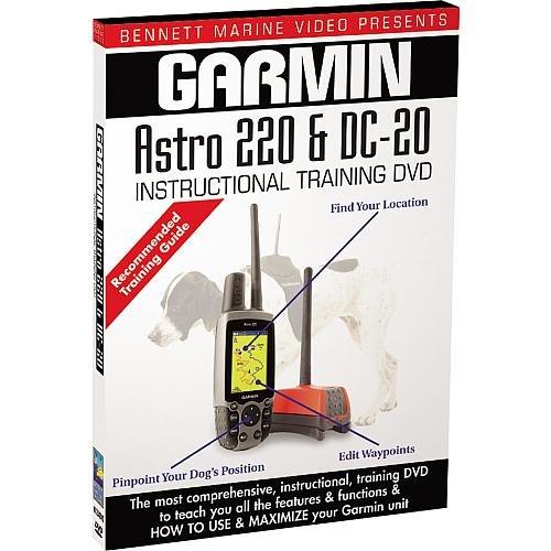 Bennett MARINE INSTRUCTIONAL DVD FOR THE GARMIN ASTRO GPS by Bennett