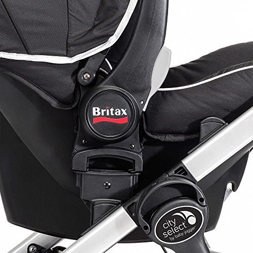 Baby Jogger City Select Versa Stroller Adaptor for BRITAX B-Safe Chaperone Infant Car Seats