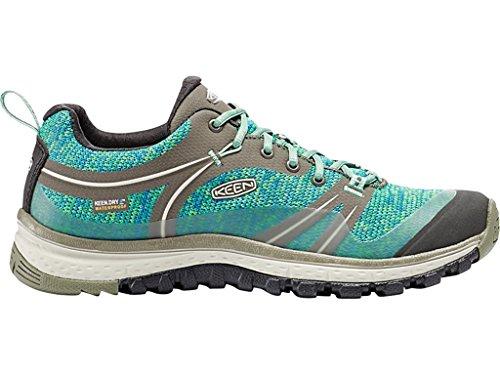 Keen Terradora WP, Zapatos de Low Rise Senderismo Para Mujer bungee cord/malachite
