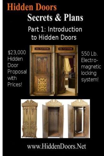 Hidden Doors Manual Part 1: Intro to Hidden Doors $23,000 Hidden Door Proposal: Introduction to Hidden Doors with the $23,000 Hidden Door Proposal