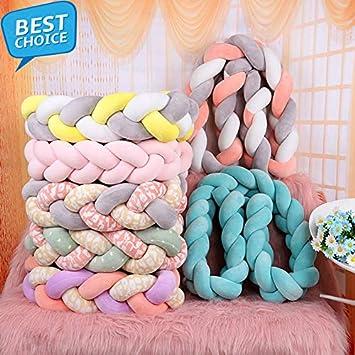 Amazon com : 1M/2M/3M Length Nordic Knot Newborn Bumper Knot