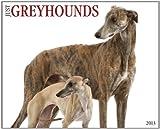Greyhounds 2013 Wall Calendar