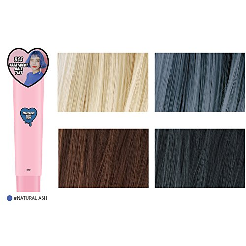 3CE Treatment Hair Tint 5 colors to choose / Newly Launched / Hair color / Stylenanda (Natural Ash)
