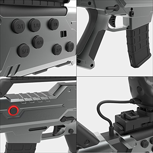 Vr Gun Game Controller Compatible With Htc Vive Virtual